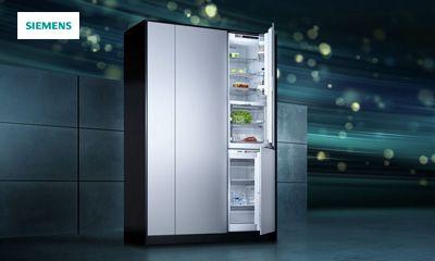 Siemens Kühlschrank Gefrierfach Abtauen : Modularfit von siemens hausgeräte elektrogeräte und küchenstudio